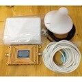2016 70dbi 4G amplificador de señal de teléfono móvil 4G LTE de 2600 mhz teléfono celular repetidor de señal LTE 4G amplificador de la señal