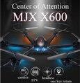 MJX X600 drone RC quadcopter 2.4G 6-axis 4CH RC helicóptero puede agregar C4005 FPV Wifi cámara VS Syma X5SW CX-30W x400-1