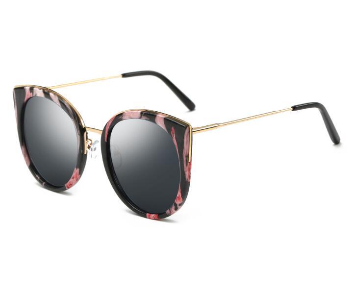 918016923baf46 Nouveau Cru De Mode lunettes de Soleil Cat Eye Lunettes de Soleil de haute  qualité designer marque lunettes de Soleil de marque pour Grande tendance  de haut ...