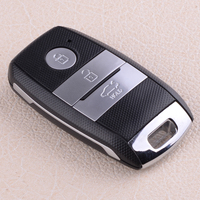 CITALL Car Smart Remote Key Control Fob Uncut 3 Buttons 433mhz ID46 Keyless Entry Fit for Kia K5 Sportage Sorento 2014
