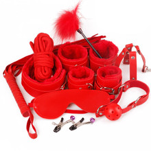 Porno Handcuffs for Sex  Erotic toys Lingerie Sexy Hot Erotic Costumes BDSM bondage Sex Sexy Lingerie Adult Restraints Sex Toys body harness adult sexy bondage lingerie costumes with cock rings body flirt bdsm bondage sex toys for men dw 234