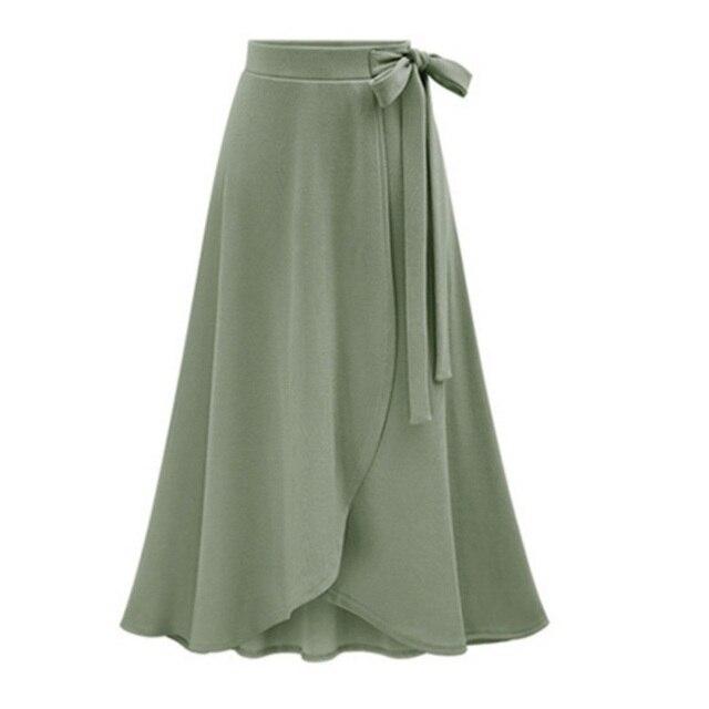 35f809754ba Women High Waist Irregular Split Skirts Large Size Female Fashion Long  Straps harajuku Summer Chic Women s