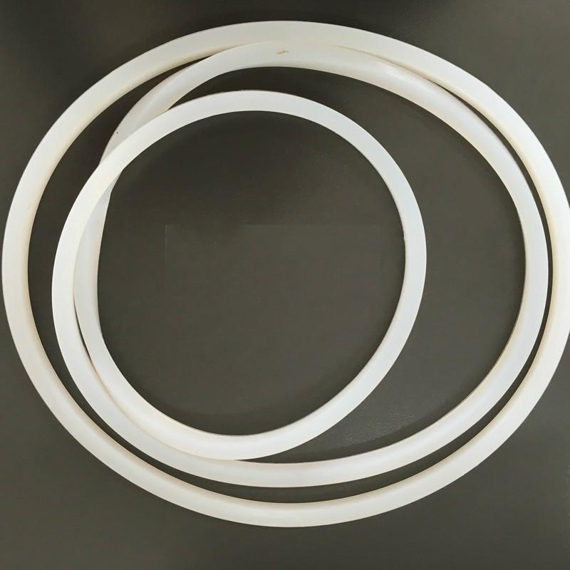 1x Silicone Washer Rubber Washer Fastener Sealing Spacer Cushion 150mm 200mm 250mm 300mm 350mm 400mm 450mm 1000mm x 8mm 10mm