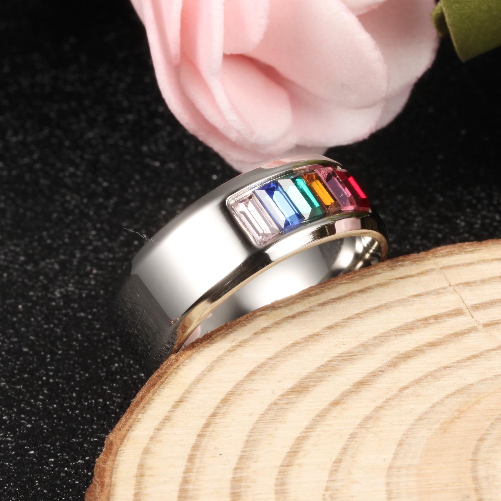 aliexpress lesbian bi ual pride **** ual rings