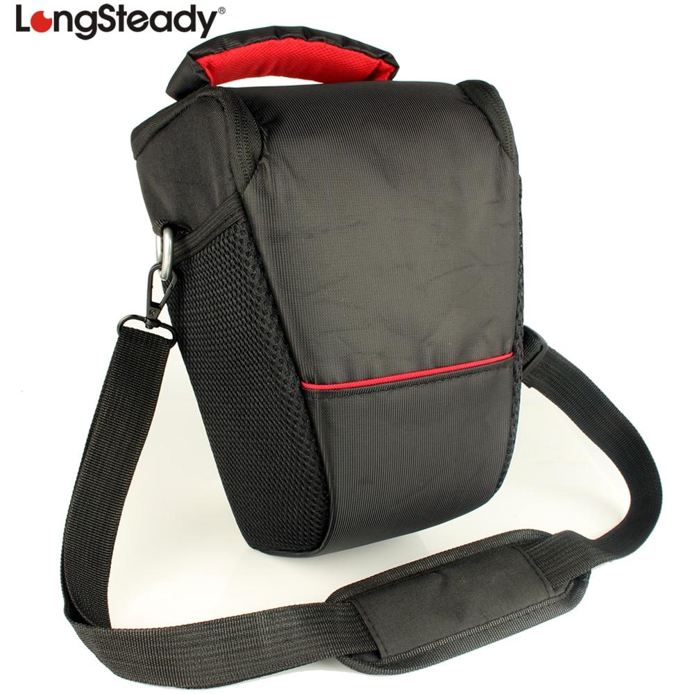 Camera Bag Case For Sony Alpha A7III A7 II mark II A77 II A7 III A7S A7R A7M2 K HX400 HX350 H300 H400 DSC RX10 RX10 III RX10 IV