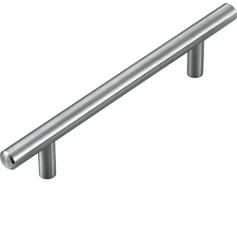 288mm stainless steel kitchen cabinet t bar handles