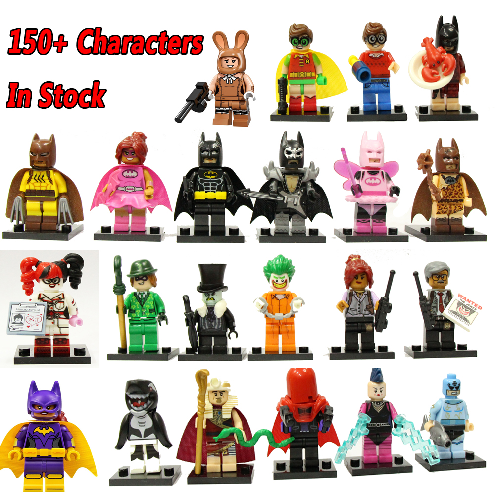 Single Sale Zodiac Master Red Hood Batman Orca Robin mini dolls lepin Limited Edition LEPIN 71017 Building Blocks Toys робот zodiac ov3400