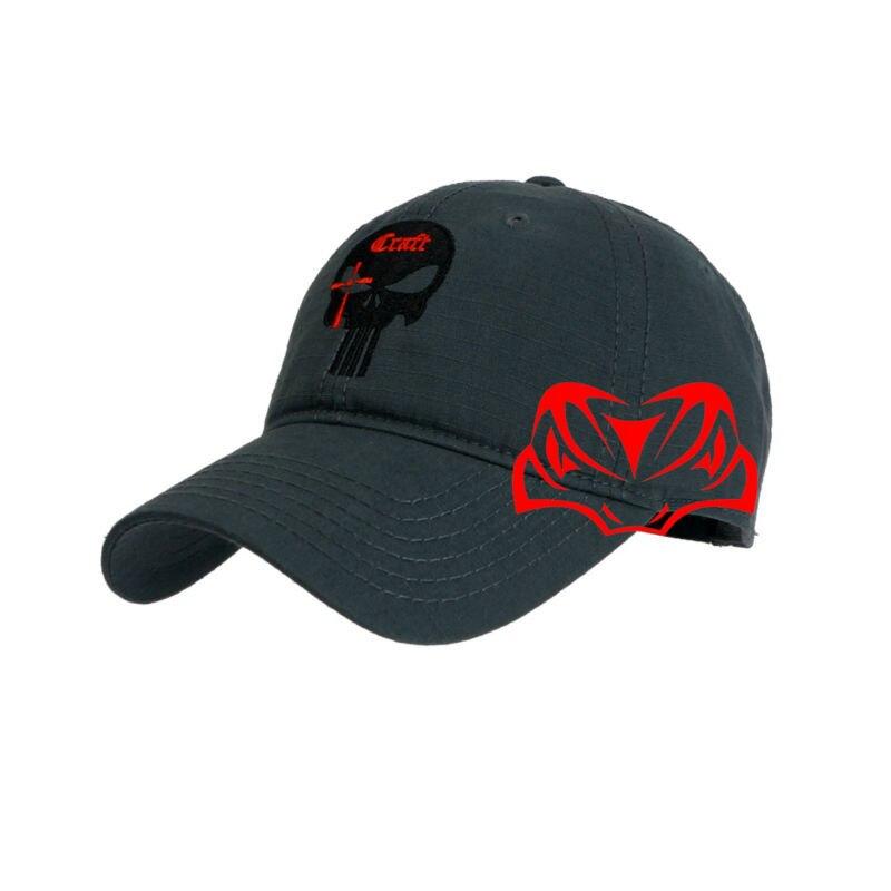 Punisher Baseball Cap 3