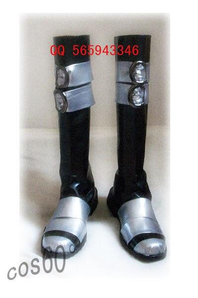 D Gray-man Kanda Yu Cosplay Schoenen Laarzen S008 Beroemd Voor Geselecteerde Materialen, Nieuwe Ontwerpen, Prachtige Kleuren En Prachtige Afwerking