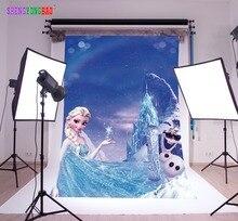 SHENGYONGBAO Vinyl Custom Photography Backdrops Cartoon theme Photo Studio Props horizontal Background JND-10