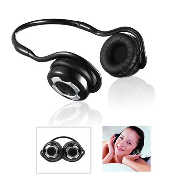 SoundUP Neckband Bluetooth Headset Stereo Wireless Sports Headphone Foldable With Micphone V4.0+EDR denoising Work 20hours
