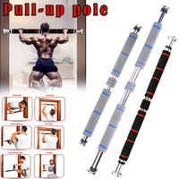1 Pcs Chin Pull Up Bar for Doorway with Comfort Grips Adjustable Exercise Equipment BB55