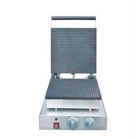 110 v 220 v 1750 watt Nicht-Stick Kommerziellen Eis Kegel Maschine Elektrische Platz Frühlingsrolle Maschine Crepe maker Cone Baker