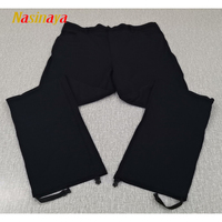 Customized Figure Skating Pants Ice Skating Costume Boys Man Trousers Adult Child Competition Performance Training Clothes 1