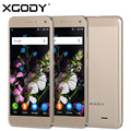 XGODY X13 5.0 inch Smartphone MTK6580 Quad Core 1GB RAM 8GB ROM Mobile Cell Phone Dual SIM 5.0MP Unlocked with FREE 8GB TF Card