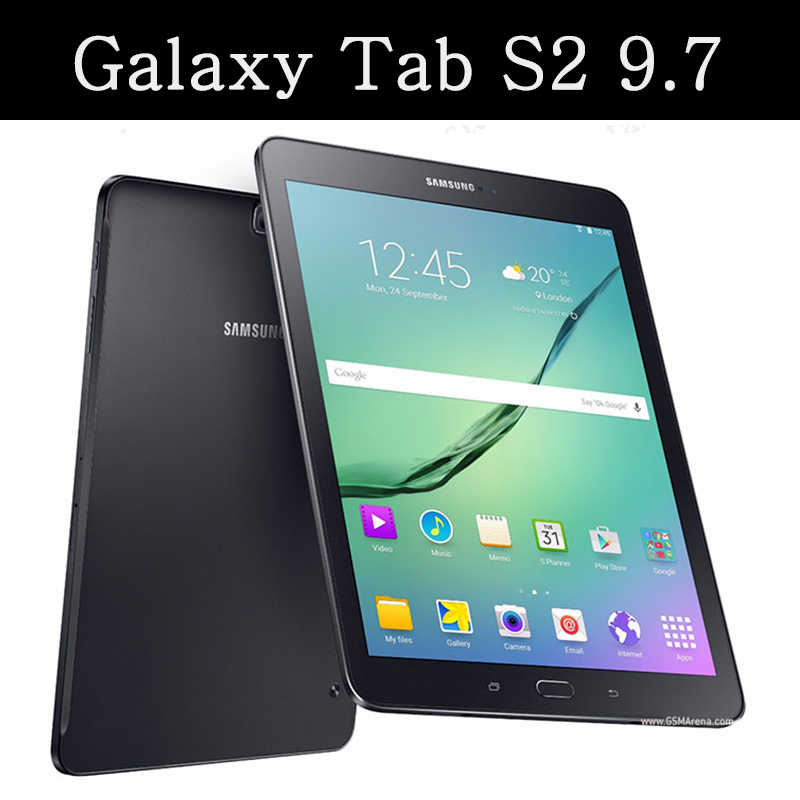 Fundas Voor Samusng Galaxy Tab S2 9.7 SM-T810 T813 T815 T819 Tablet Case Flip PU Leather Cover Smart Wake Sleep stand Shell Cover
