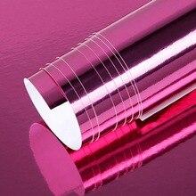 Hot Wrapping Car Pink Vinyl Film Wrap Color Change Car Body Sticker Decal Sheet Film цена в Москве и Питере