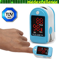 Wholesale Free Shipping 1piece Fingertip pulse oximeter For Home Use Direct Manufacturer