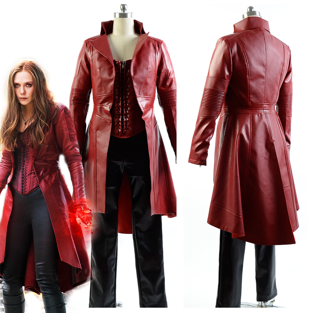 Scarlet Witch Costume Reviews - Online Shopping Scarlet Witch ...