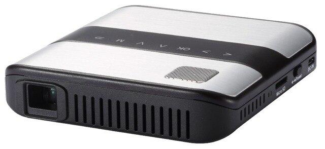 2015 Newest Full HD Android IOS Portable Mini Projector DLP Digital Video Projectors Multi media Player Li-ion battery Wifi