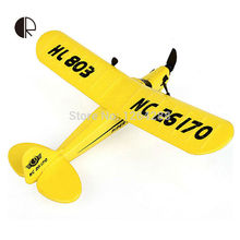 Free shipping HL-803 high quality RC plane foam remote control plane 2CH RC plane ( 150m Control)