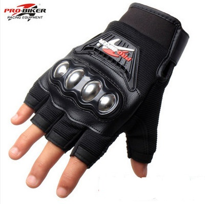 Motorcycle gloves against the fall and hit the stainless steel cross country gloves four seasons racing motorcycle rider equipme