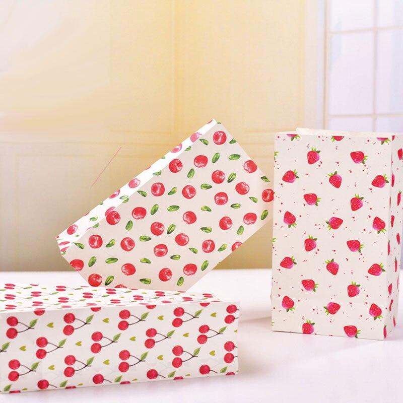 ⑥1 set 23 13 cm Fleurs Papier Meilleur Cadeau Sacs avec Autocollant ... 92dcdd80415