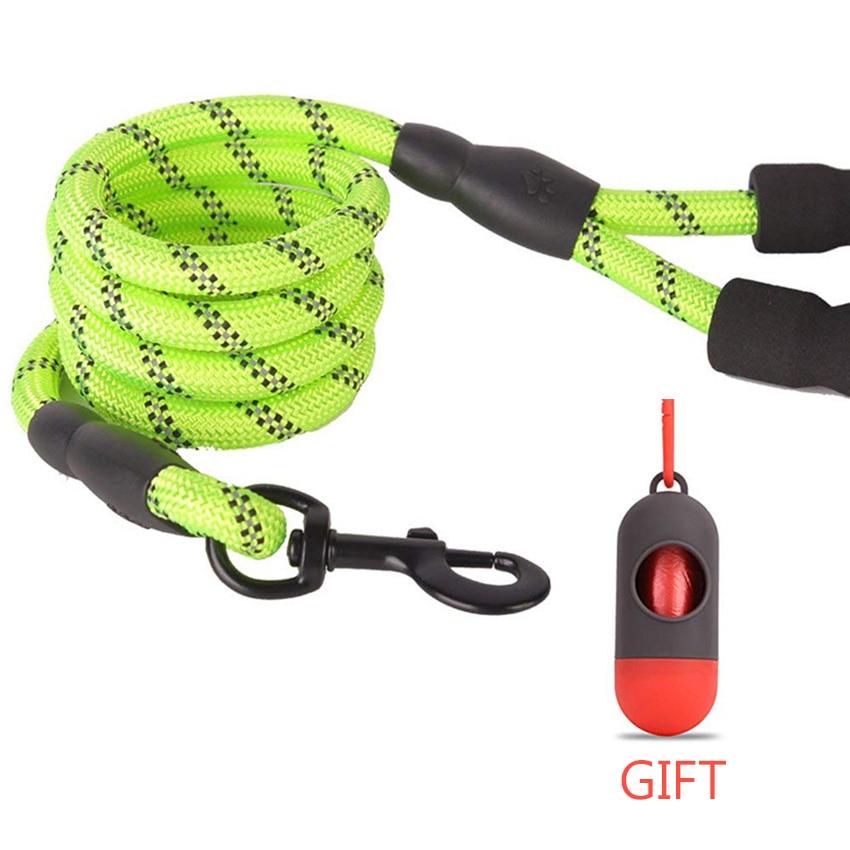 climbing rope leash