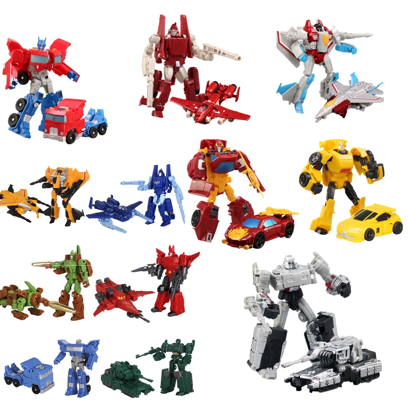 Transformation Skystalker Powerglide Warpath Sunstorm Cyclonus machine boy Big Cannon ko mp36 mpp36 Robot Action Figure Toy