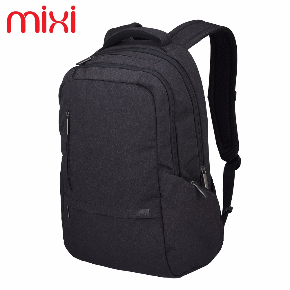 Mixi Multifunctional Outdoor Sports Backpack 17L Capacity Durable Hiking Camping Bags Black Gray 65l outdoor sports multifunctional heavy duty backpack military hiking