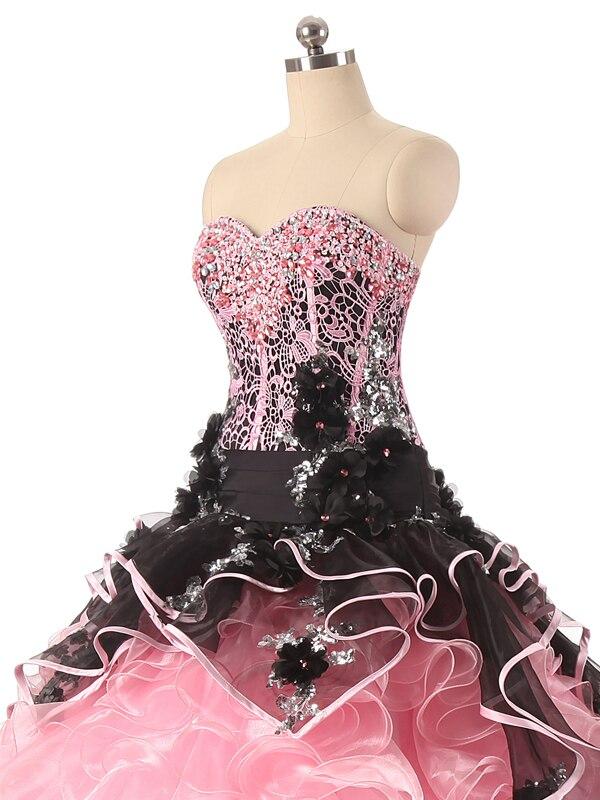 Advanced Customization Quinceanera Dresses Pink Little Black ... eb4faf51b0fc