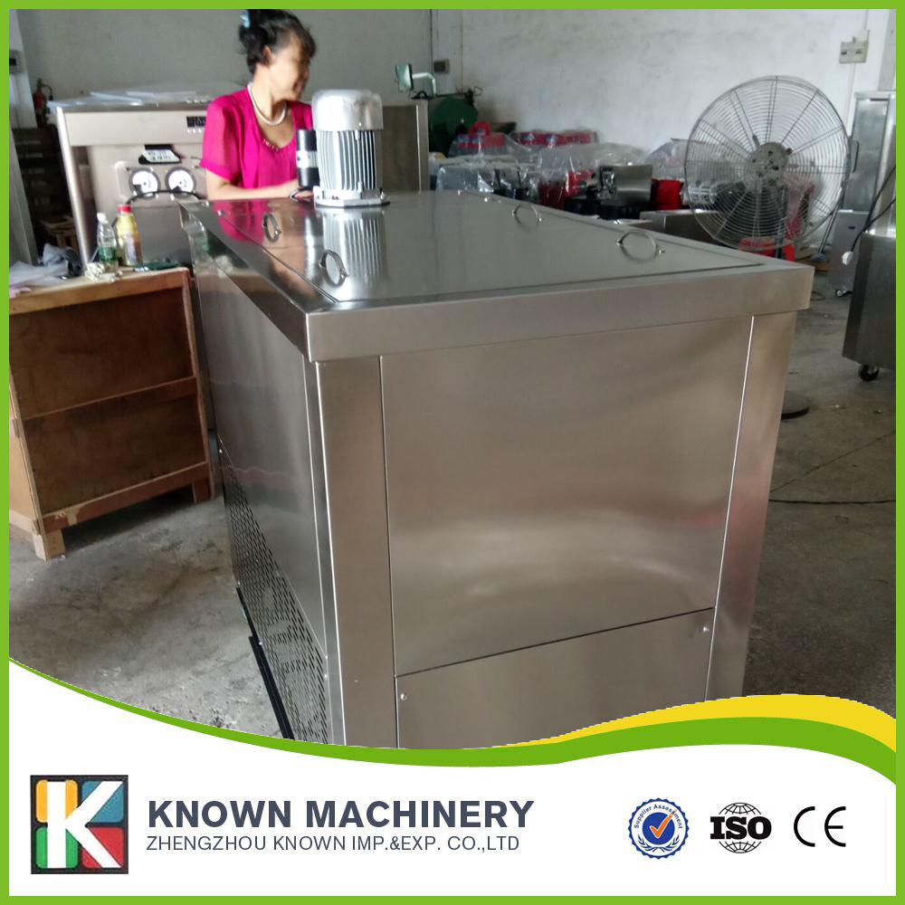 10% Discount Full-automatic Popsicle Machine India With High Quality Brine Tank 12000pcs/day By Sea