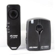 Viltrox JY-120 c3 Беспроводной Пульт Дистанционного управления спуска затвора для canon DSLR камеры 1d 1d4 5d 5d2 5d3 6d 7d 10d 20d 30d 40d 50d
