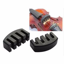 Violin Viola Practice Rubber Mute Fiddle Silencer 5 Prong High Quality Violin Parts & Accessories