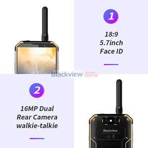Image 3 - Смартфон Blackview BV9500 Pro, экран 5,7 дюйма 18:9, 10000 мАч, влагозащита IP68, 6 ГБ 128 ГБ, беспроводная зарядка, мобильный телефон глобальной версии