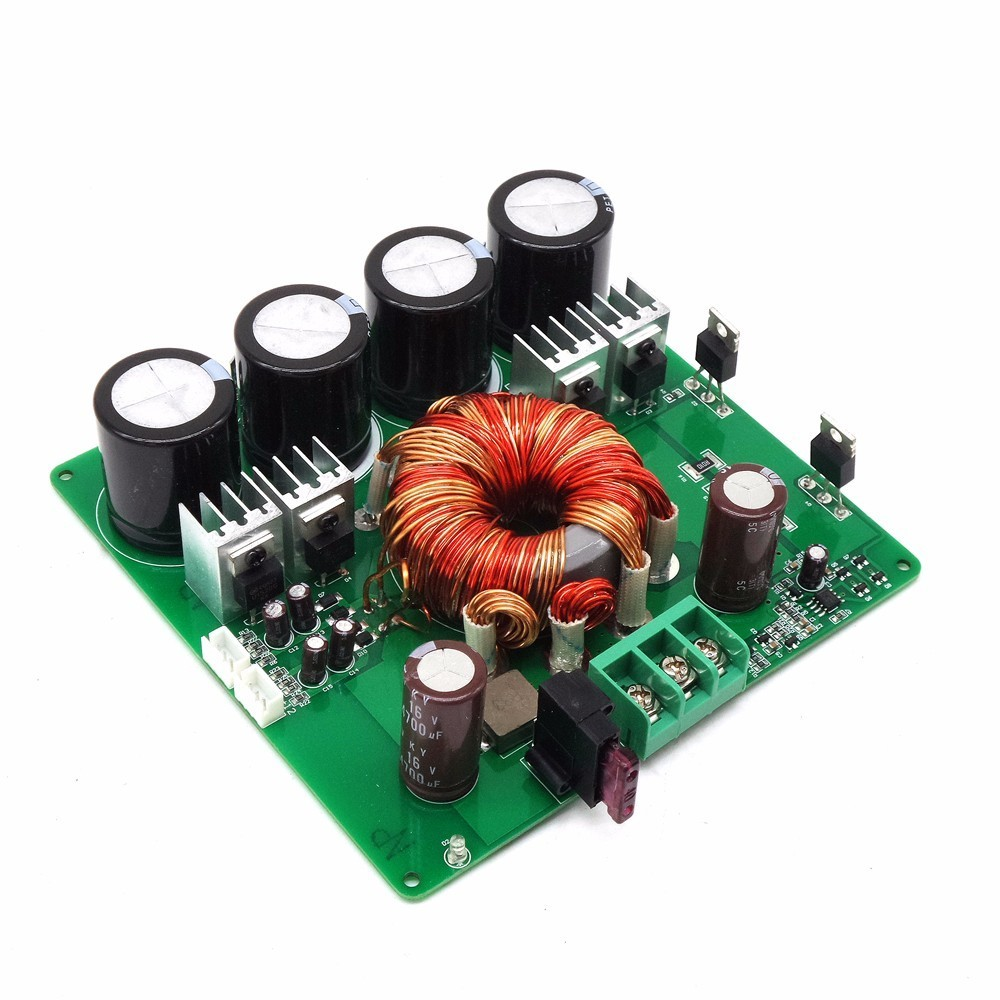 HP 500 car amplifier booster kit 12V 500W Switching Power Supply DC converter with protection type A