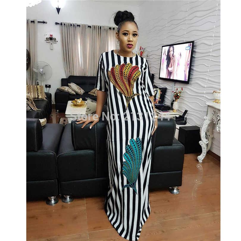 Горячая Распродажа 2018 новый модный дизайн традиционная африканская одежда с принтом Дашики красивые африканские платья для женщин