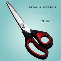 11 11 Special Offer MIKALA High Quality Stainless Steel Tailor Scissors Clothes Household Vintage Sewing Scissors