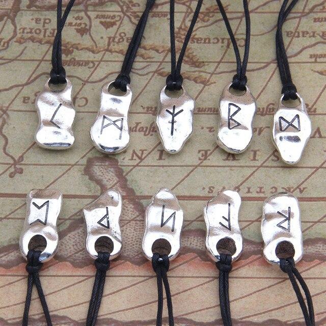 Collier Rune viking