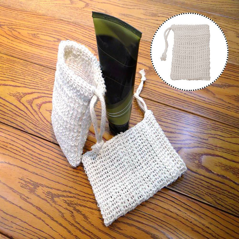 Sisal Pouches Bags Saver Blister Bubble Mesh High Quality