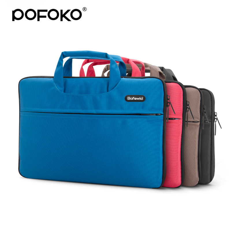 11.6-15.6 inch Pro Laptop Shoulder Bag Cover Case Computer Notebook Traveling