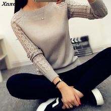 Thick Warm Women Turtleneck 2018 Winter Women Sweaters And Pullovers Knit Long Sleeve Cashmere Sweater Female Jumper Tops Xnxee children autumn and winter warm clothes boys and girls thick cashmere sweaters