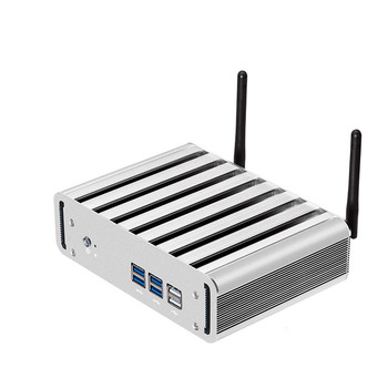Mini PC Intel Core i3 i5 i7 4500U 4200U 4010U 10 do Windows Linux HTPC HDMI Wi-fi 300M Gigabit Ethernet 6 2xusb
