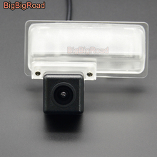 BigBigRoad Car Rear View CCD Parking Camera For Nissan Teana Paladin Tiida Altima 2012 Bluebird Sylphy Almera 2013 Sentra B17