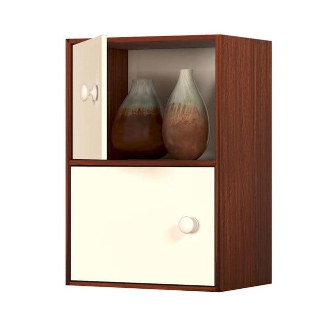 Mobilya Kids Cabinet Meuble Decoracao Librero Oficina Shabby Chic Wodden Furniture Decoration Book Retro Bookshelf Case