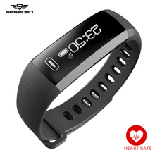 New Smart Wristband R5 PLUS band Heart Rate Monitor pulsometer Fitness Tracker for ios 7.0 Android 4.4 Pedometer Bracelet
