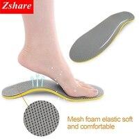Semelles orthopédiques 3D Flatfoot Plat Pieds Orthotic Arch Support Semelles de Haute Arc Tapis De Semelles De Chaussures Accessoires Pour Unisexe HD3
