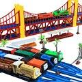 119 шт./компл. Электрический эдвард томас поезд игрушки автомобиль электрический ребенка Детские развивающие игрушки