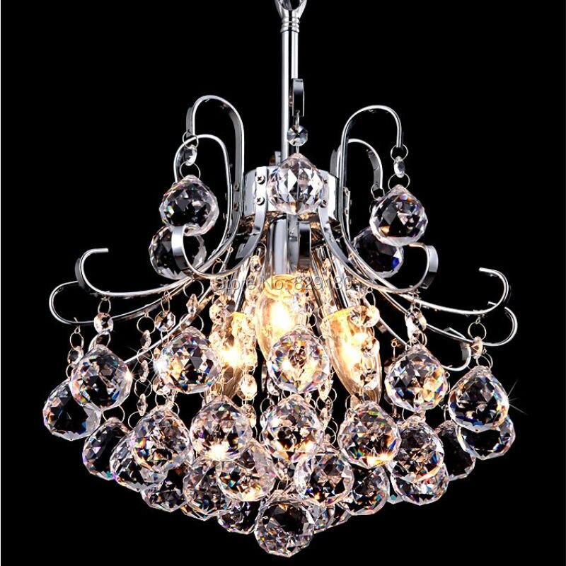 Wonderlijk ZESOL Luxe Kristallen Kroonluchter Woonkamer Lamp indoor Lichten NG-67
