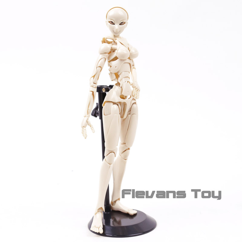 S.F.B.T 3 Ultimate Mannequin Figure Doll for Artists 1/6th scale SFBT 3 Action Figure Collectible Model Toy